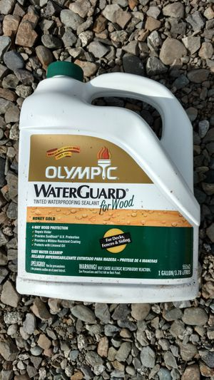Olympic Waterguard Semi Transparent