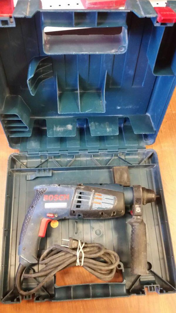 Bosch Hammer Drill 11258vsr