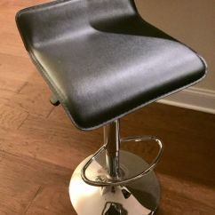 High Bar Stool Chairs Grey Back Dining 3 Adjustable Chair For Sale In Huntersville Nc Offerup