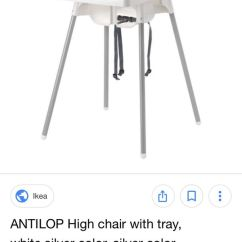 Ikea High Chairs Leather Oversized Chair New And Unused Model Antilop For Sale In Fremont
