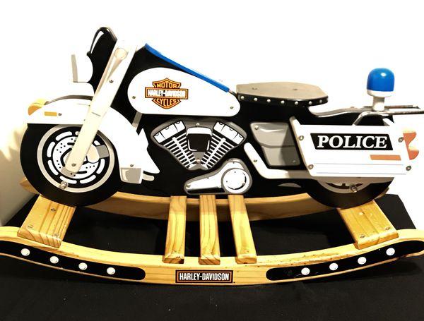 Harley Davidson Rocking Horse For Sale