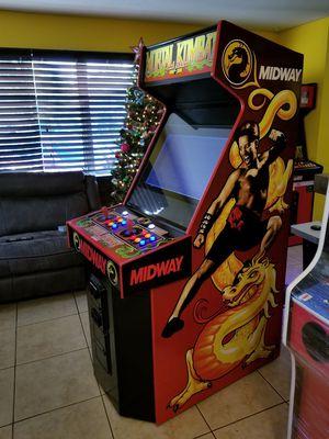 mortal kombat arcade for