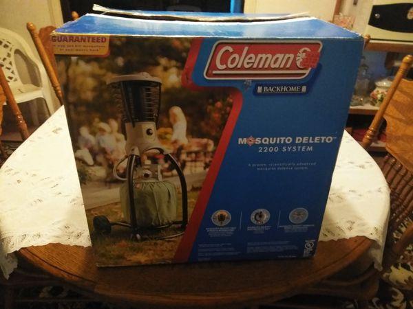 Coleman Mosquito Deleto 2200