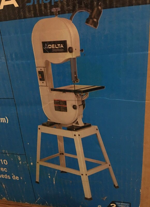 Delta 10 Band Saw For Sale