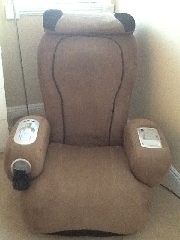 sharper image massage chairs sofa chair bed ijoy turbo 2 for sale in san diego ca