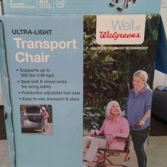 Walgreens Transport Chair Wedding Covers Inverness Wheelchair For Sale In Durham Nc Offerup