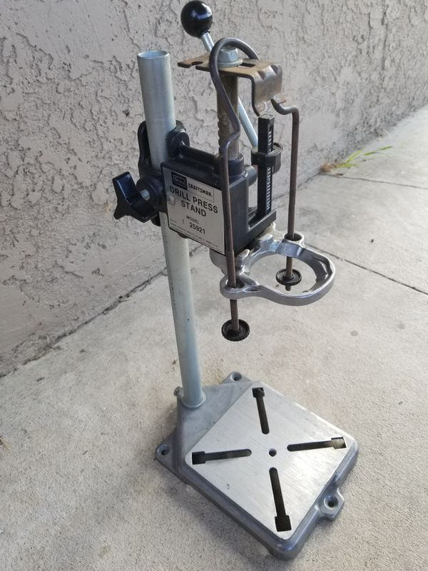 Sears Drill Stand
