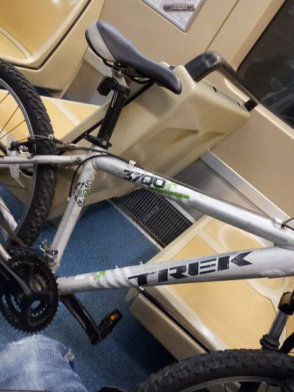 Trek 3700 Alpha Mountain Bike : alpha, mountain, Three, Series, Alpha, Atlanta,, OfferUp