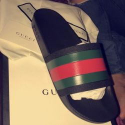 9490d30a9 Authentic Gucci Slides (Clothing & Shoes) In Winter Garden, Fl Offerup