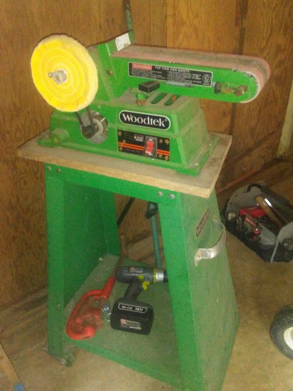 Woodtek Belt Sander