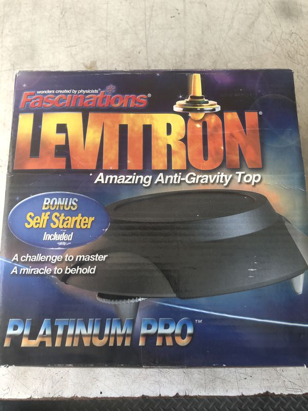 Great Teaching Aid - Levitron Anti-Gravity Top for Sale in Goodyear. AZ - OfferUp