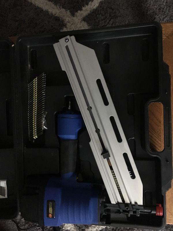 Campbell Hausfeld Framing Nail Gun