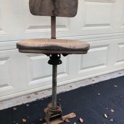 Georgia Chair Company Saddle Or Stool Ivan Allen Marshall Local History Atlanta