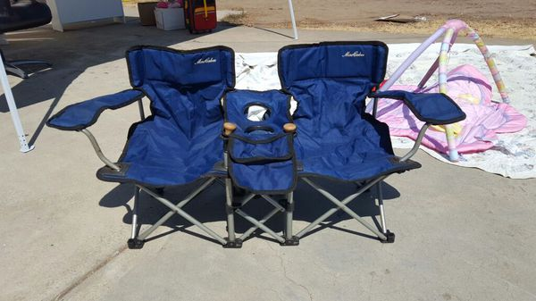 double camping chairs folding chiavari chair rentals maccabee children s camp for sale in chula vista ca offerup