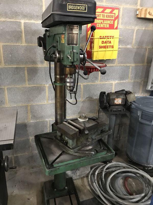 Bridgewood Drill Press