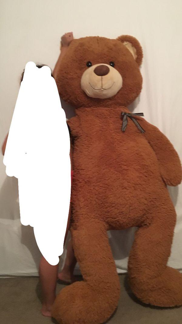 big teddy bear for
