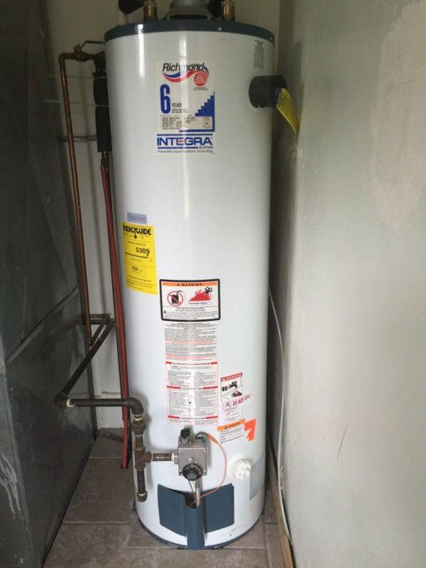 Richmond Hot Water Heater Parts : richmond, water, heater, parts, Richmond, Water, Heater, Troubleshooting