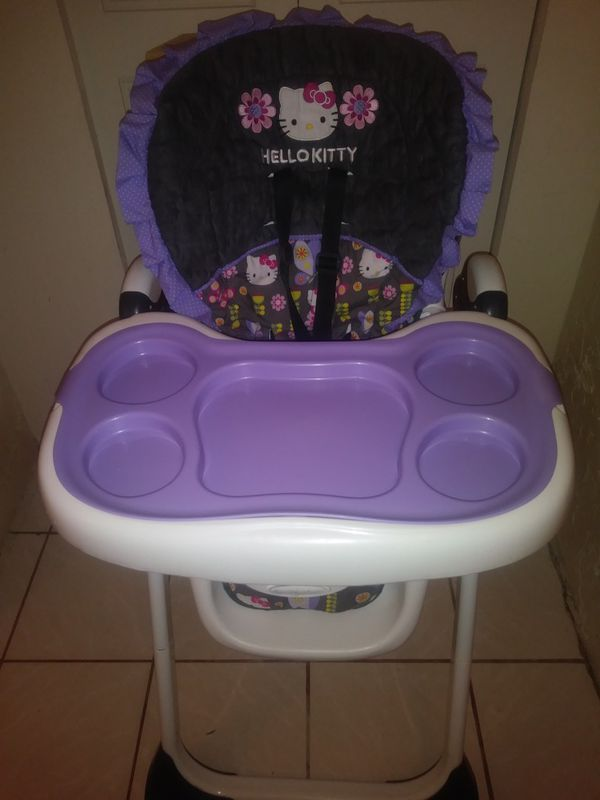 hello kitty high chair two person bean bag for sale in fort lauderdale fl offerup