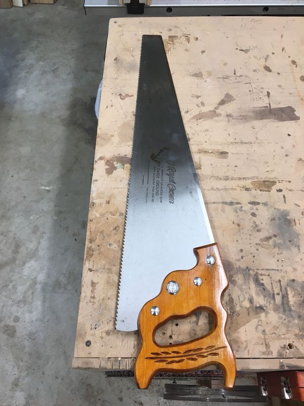 Warranted Superior Saw