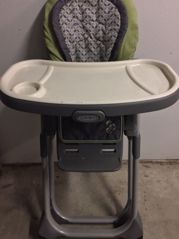 green high chair paper covers graco duo diner for sale in san jose ca offerup