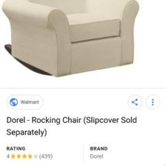 Dorel Rocking Chair Office Cost Rocker Mecedora For Sale In Miami Fl Offerup