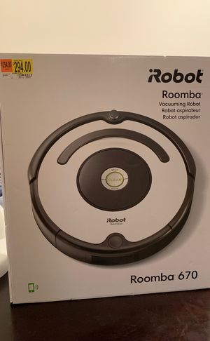 new and used irobot