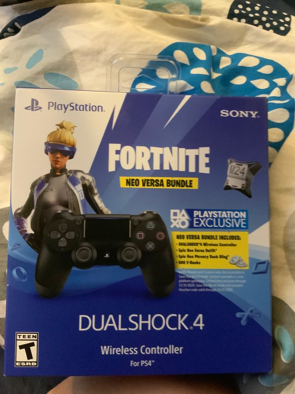 Ps4 Controller *NEW* (no code for the neo versa) for Sale in San Diego. CA - OfferUp