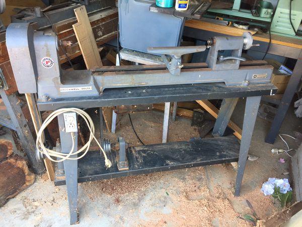 Delta Wood Lathe For Sale