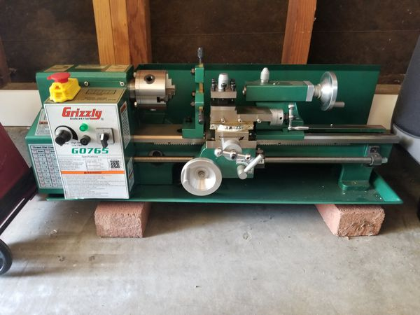 Used Grizzly Lathes For Sale