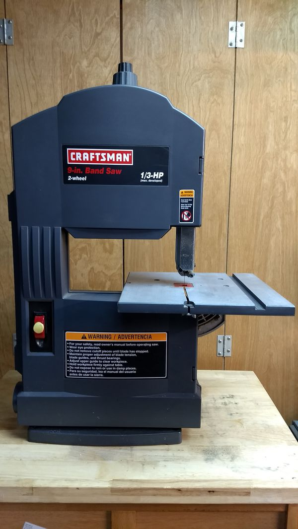 Sears Craftsman Band Saw