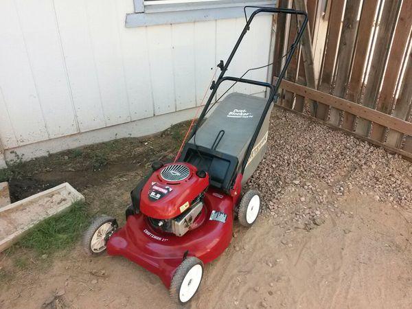Craftsman 65 Hp Lawn Mower