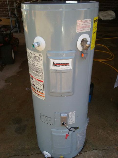 Arco Refrigeration Co., Inc. - Intertherm Water Heaters & Accessories