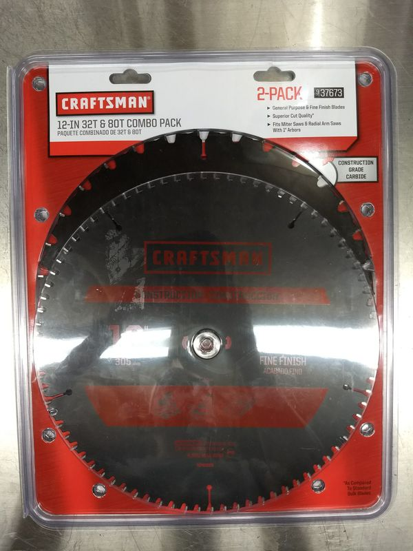 12 Table Saw Blade