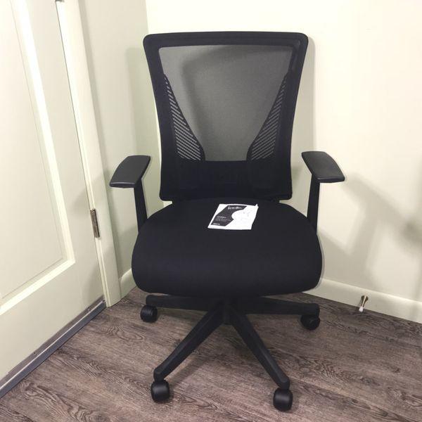 brenton studio task chair custom outdoor cushions covers radley black office for sale in