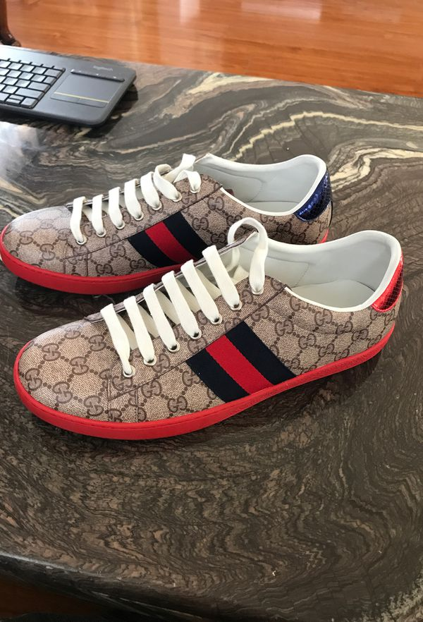 Gucci Shoes Signature Sneakers for Sale in Los Angeles. CA - OfferUp