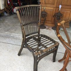 Bamboo Chairs For Sale Chair Covers Sizes Table 2 In West Palm Beach Fl Offerup