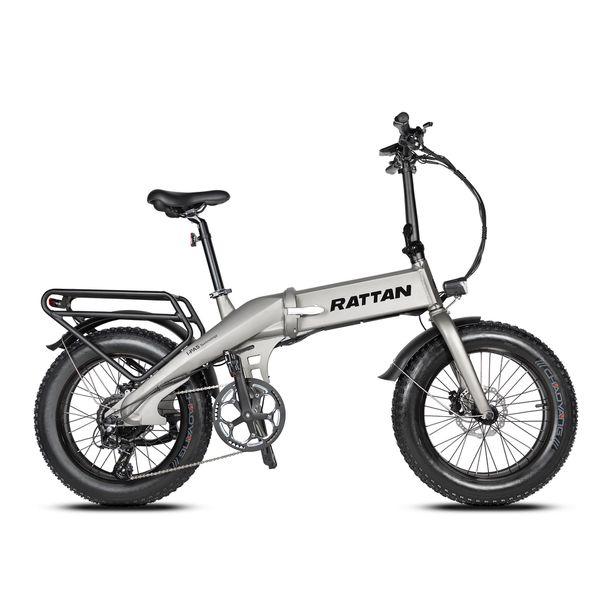 "Rattan XL ""fat tire"" folding electric bike for Sale in"