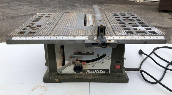 Makita Table Saw 2708 For Sale