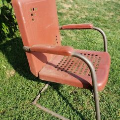 Vintage Lawn Chair Hand Wood For Sale In Grove City Oh Offerup