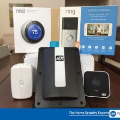 Ring Doorbell For Sale Honeywell Fan Center Wiring Diagram Free Adt System With Camera In