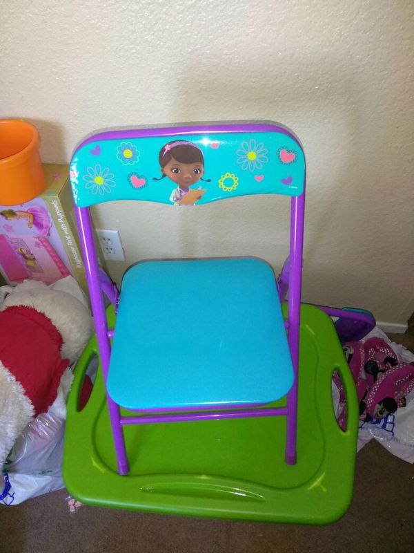 doc mcstuffin chair hammock stand kijiji mcstuffins for sale in highland ca offerup