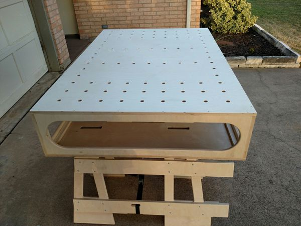 Used Woodworking Bench For Sale