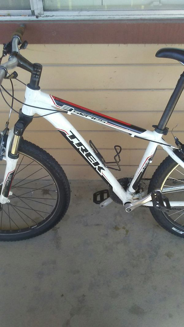 Trek 3700 Alpha Mountain Bike : alpha, mountain, Series, Mountain, Midvale,, OfferUp