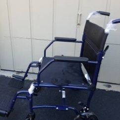 Carex Transport Chair Wood Camp With Swing Away Leg Rests 90 For Sale In Roselle Il Offerup
