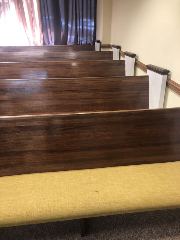 free church pews for