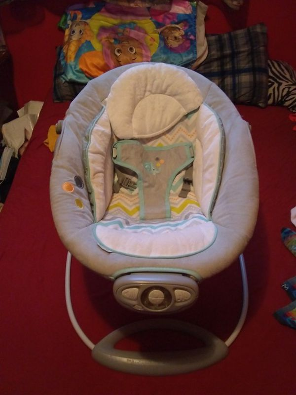 baby chair that vibrates shower chairs 3 different sounds and vibrate for sale in burtonsville