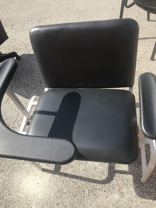 blood draw chair parson covers ikea large for sale in davie fl offerup