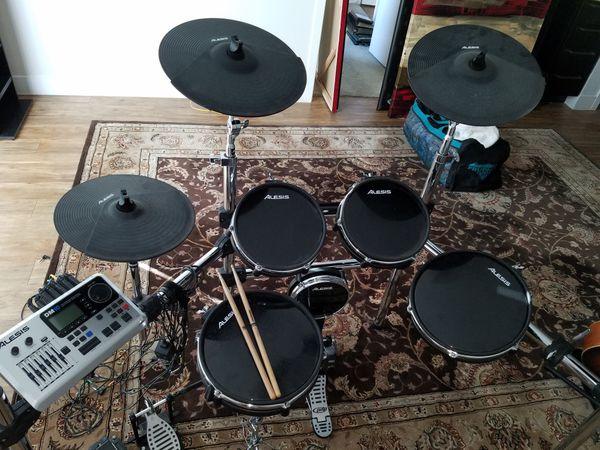 alesis dm10 electric drum