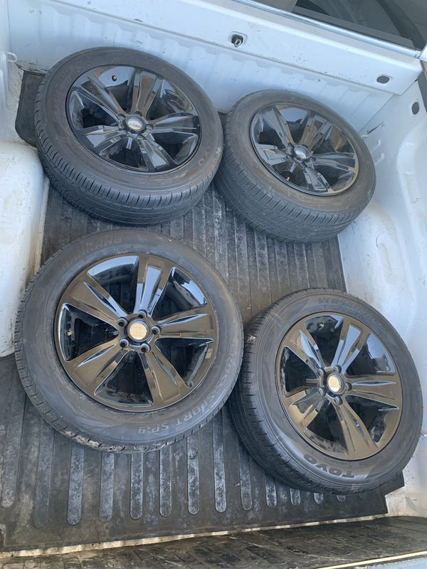 Dodge Charger 18 Inch Rims : dodge, charger, Ultimate, Dodge:, Dodge, Charger