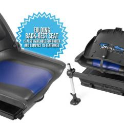 Chair Leg Fishing Floats Black Leather Lounge With Ottoman Preston Onbox 360 Seatbox | Bobco Tackle, Leeds